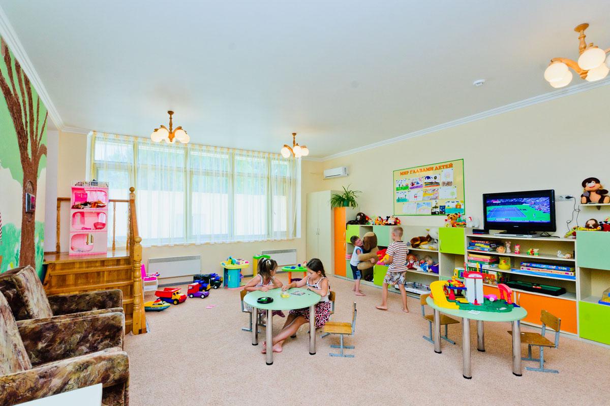 детская игровая комната сайт официальный
